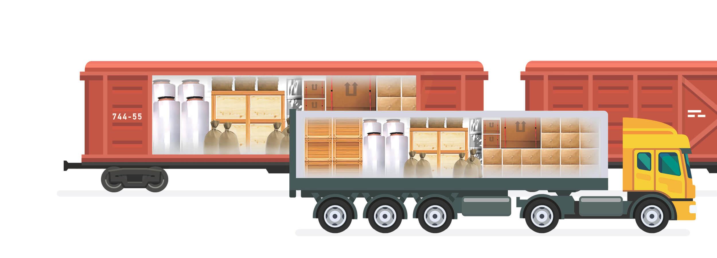 Что значит перевозка сборных грузов?